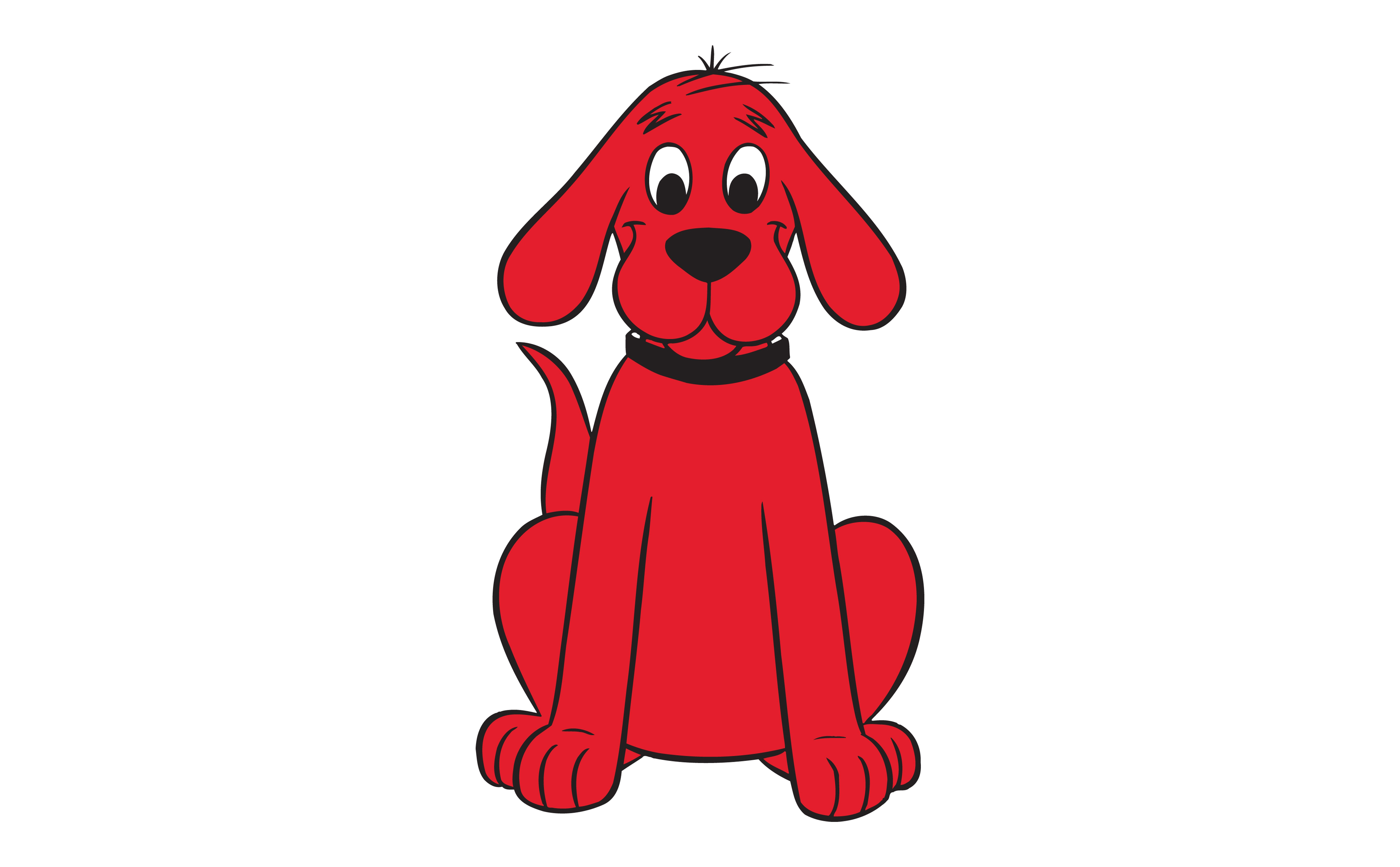 Get Ready for a Clifford the Big Red Dog Movie -- Vulture (3600 x 2231 Pixel)