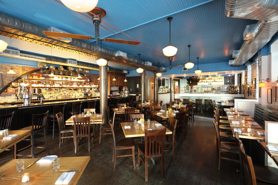 First Look At Bubby S New Meatpacking Outpost Open 22
