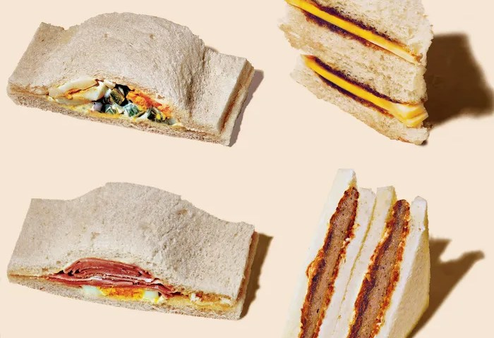 Where To Eat Squishy White Bread Sandwiches In Nyc
