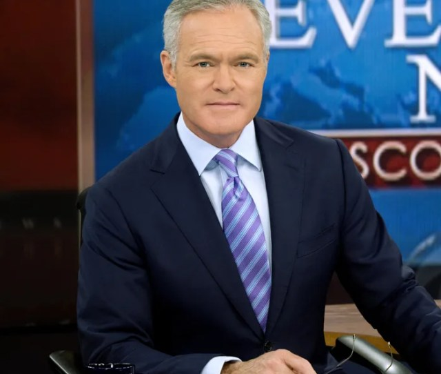 Scott Pelley Has Reportedly Been Ousted From Cbs Evening News