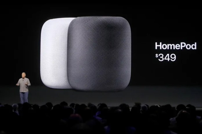 Image result for Apple HomePod