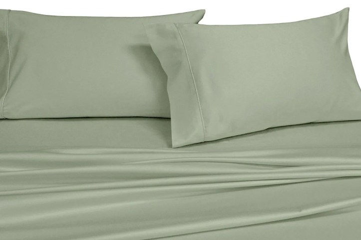 Royal's Solid Ivory 1000 Thread Count Sheet Set