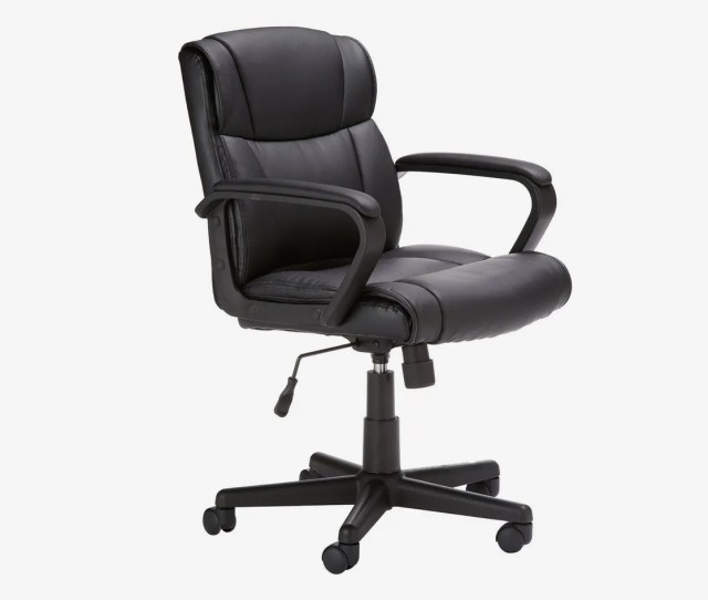 Amazonbasics Best Office Chair Under 100