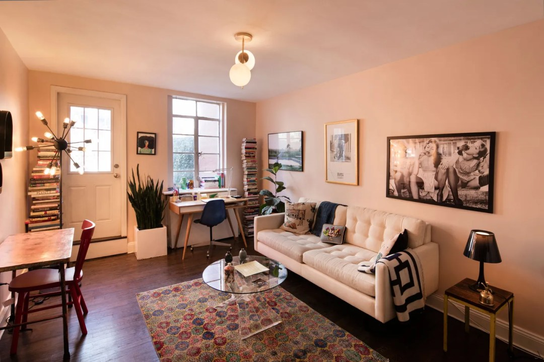 Image result for overhead lamp apartment