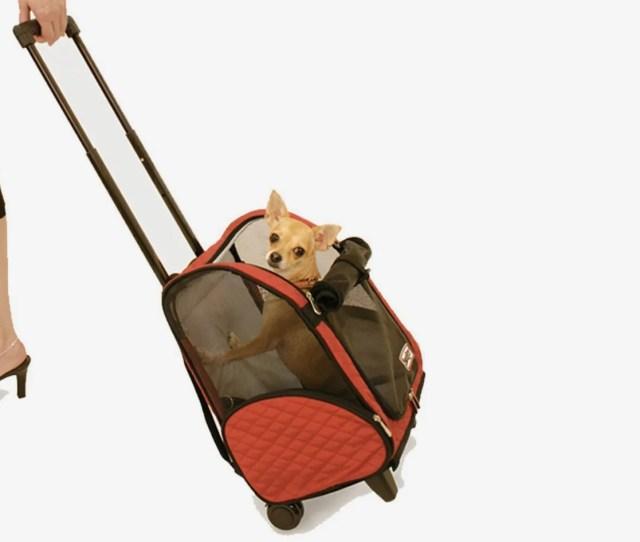 Snoozer Wheel Around  Pet Travel Carrier