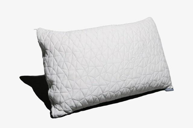 Coop Home Goods Premium Adjustable Loft — Shredded Hypoallergenic Certipur Memory Foam Pillow