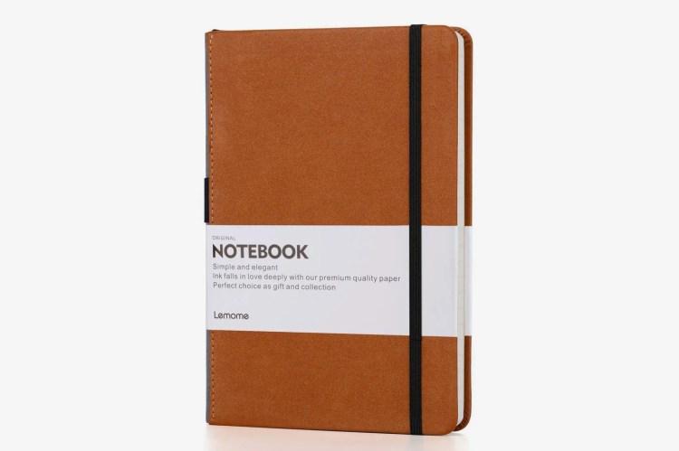 Lemome Grid Paper Notebook