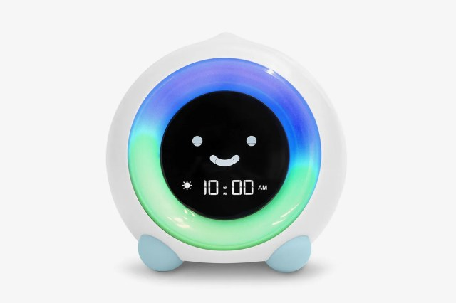 MELLA Ready to Rise Children's Sleep Trainer, Alarm Clock
