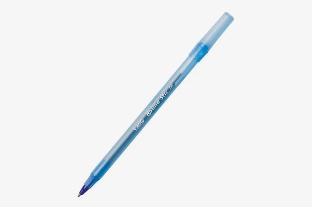 BIC Round Stic Xtra Life Ballpoint Pen