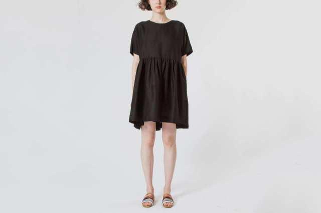 Creatures of Comfort Rhys Dress Silk Linen