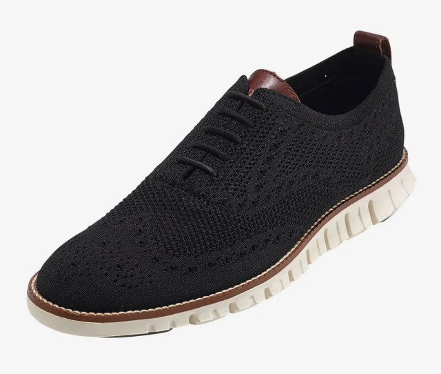 The Best Orthopedic Dress Shoes Cole Haan Zerogrand Stitchlite Oxfords