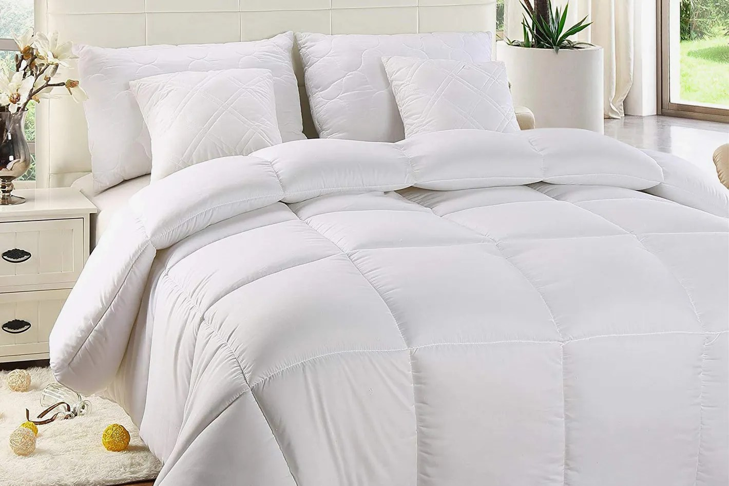 15 Best Down And Alternative Comforters