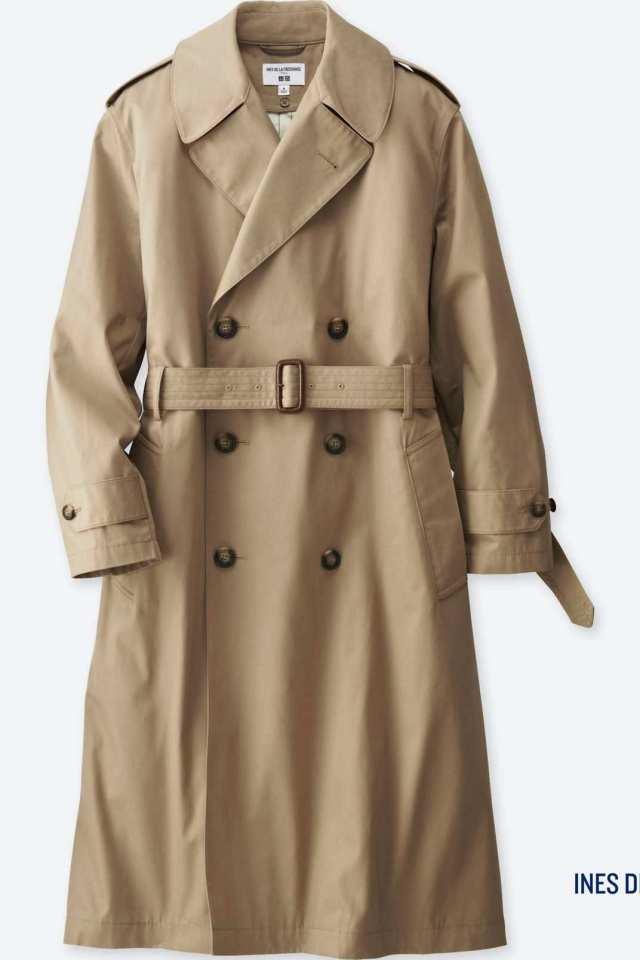 Uniqlo Women's Trench Coat (Inès de la Fressange)