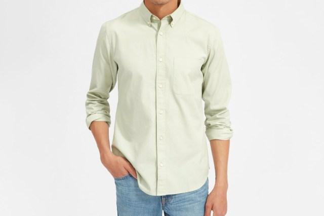 Everlane Air Oxford Shirt