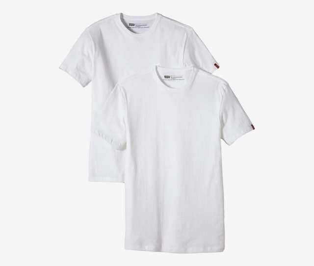 Levis Mens Pack Of  Short Sleeved T Shirts