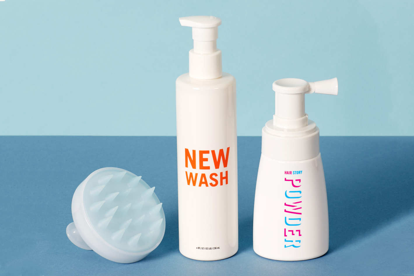 Hairstory New Wash Starter Kit