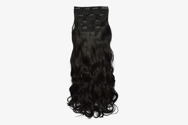 """REECHO Hair Extensions Clip in, 16"""", 4 pcs"""