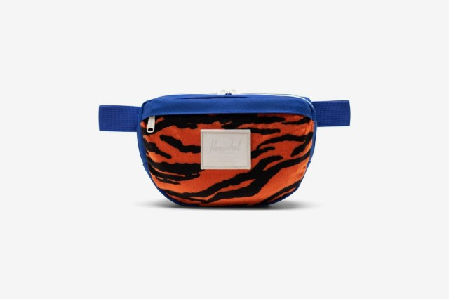 Herschel Supply Co. Nineteen Belt Bag, Tiger/Royal Blue