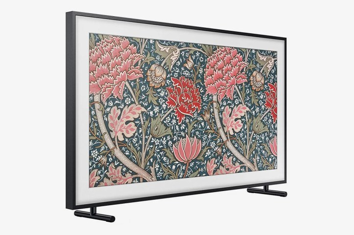 Samsung Frame 55-Inch QLED 4K LS03 Series Ultra HD Smart TV