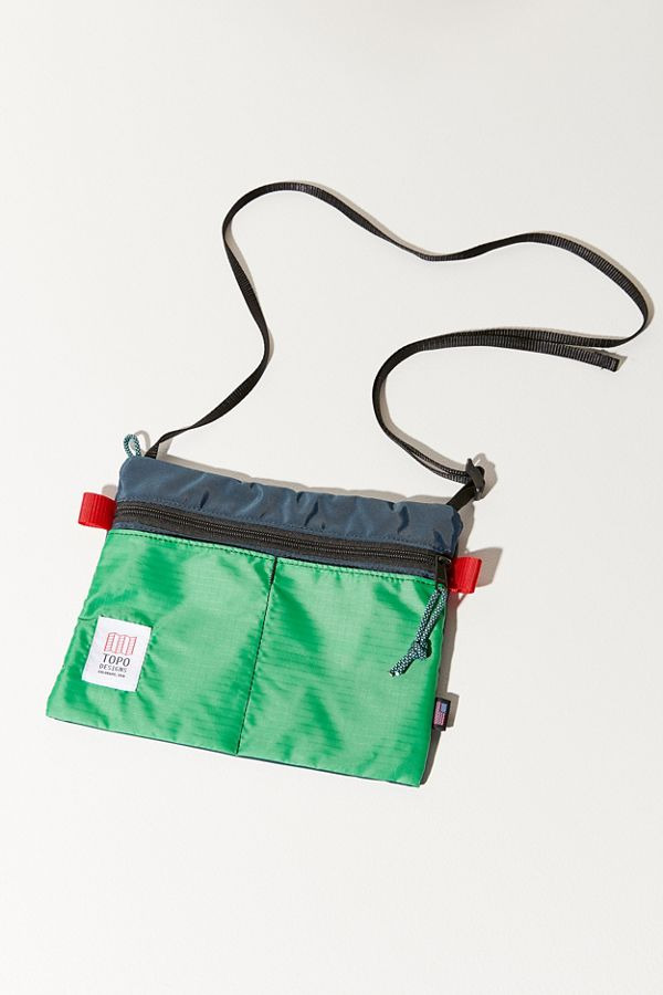 Topo Designs Accessory Nylon Shoulder Bag