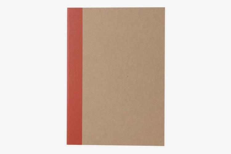 Muji Paper Bind Notebook A6