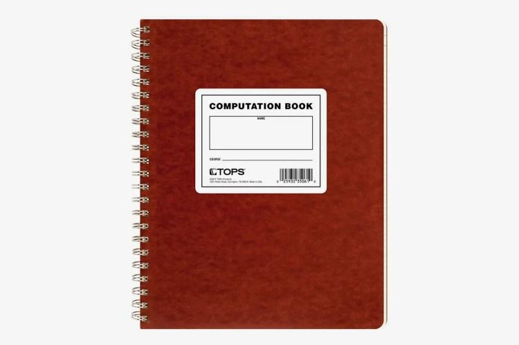 Tops Computation Book