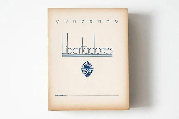 Uruguayan Vintage Libertadores Notebook