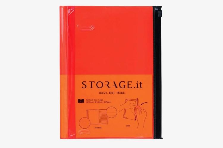 Mark's Storage.it Notebook