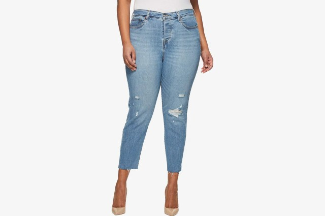 Levi's Women's Plus-Size Wedgie Jeans