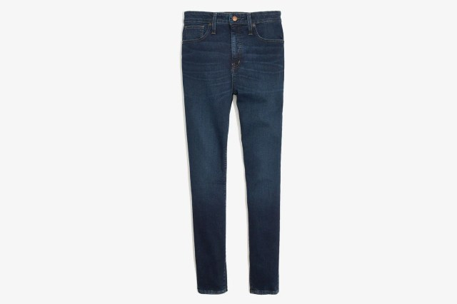 Madewell Curvy High-Rise Skinny Jeans