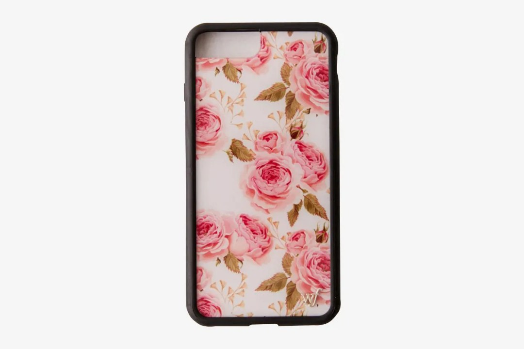 Wildflower Floral iPhone Case