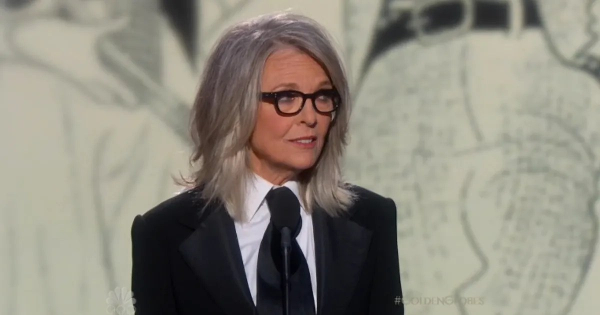 Diane Keaton Recent Haircut