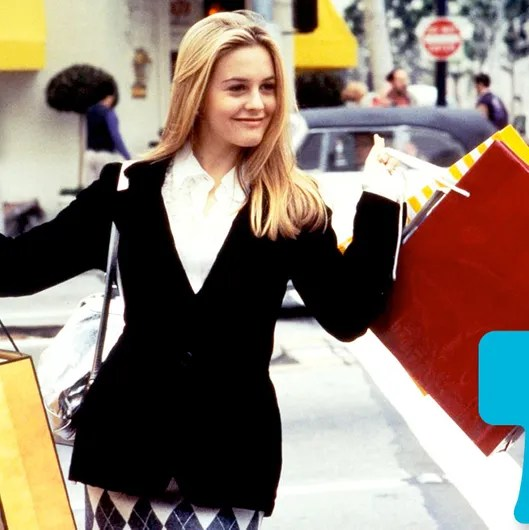 Image result for clueless movie gif