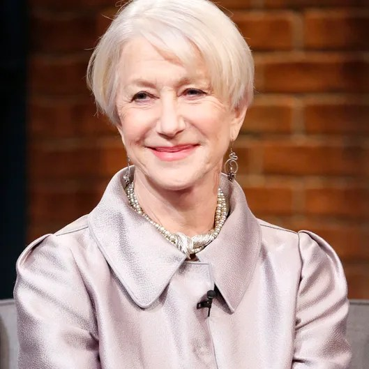 Helen Mirren On Sexism Hillary And Equal Pay Vulture