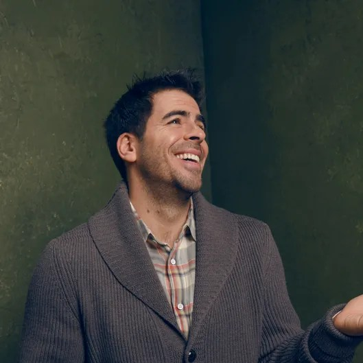 Eli Roth Loves Sharks    Vulture Photo  Photo by Larry Busacca Getty Images  Eli Roth