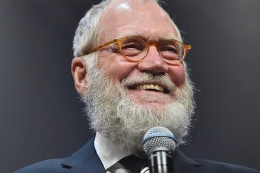 Behold David Lettermans Retirement Beard Vulture