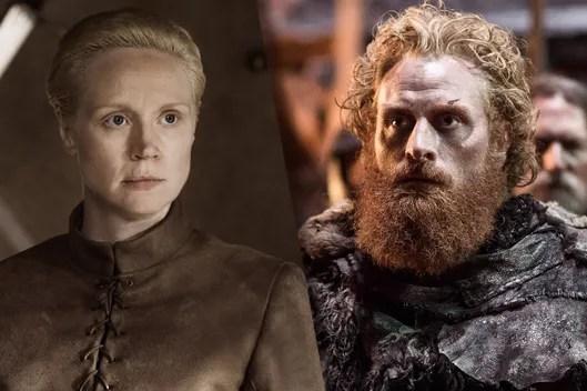 Brienne et Tormund