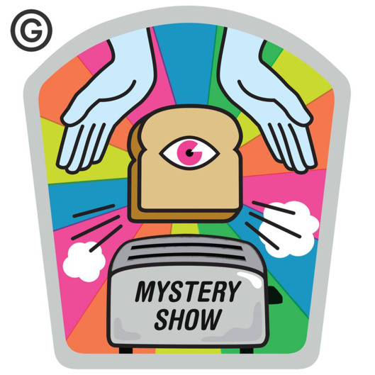 Image result for mystery show podcast