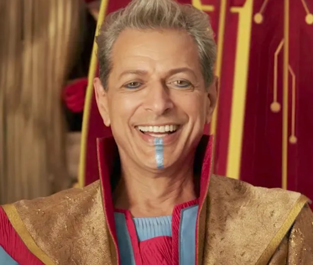 Let Jeff Goldblum Make Your Day With His Creative Compliments Of The Thor Ragnarok Cast