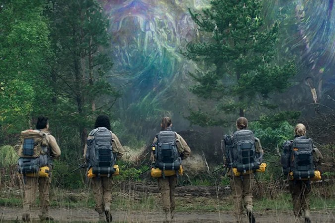Image result for annihilation film
