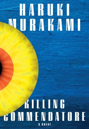 Killing Commendatore: Haruki Murakami Cover Reveal