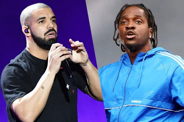 Image result for Drake explains why he wore blackface following the release of Pusha T's diss