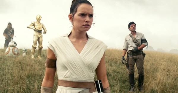 But What Does the Title Star Wars: The Rise of Skywalker Mean?
