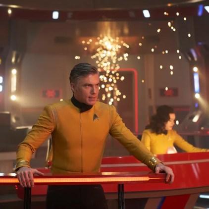 Risultati immagini per star trek discovery season 2 finale