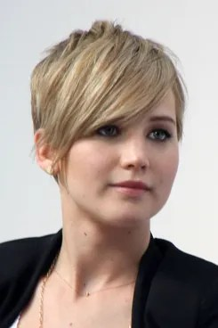 The Reason For Jennifer Lawrences Pixie Cut Is Simple