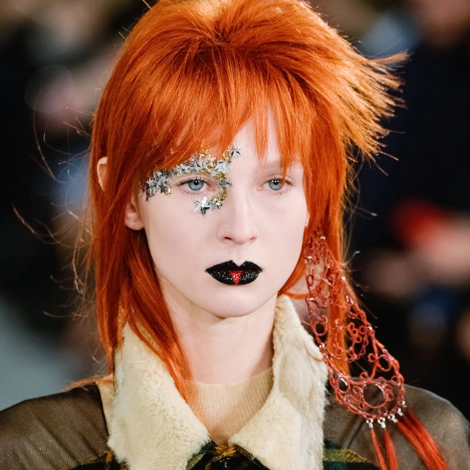 Margiela Paid Homage to David Bowie