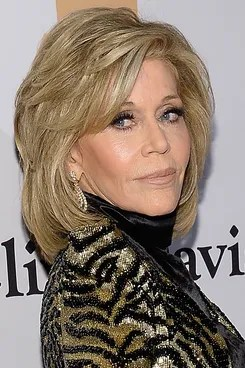 Jane Fonda Says Being Young Is Overrated