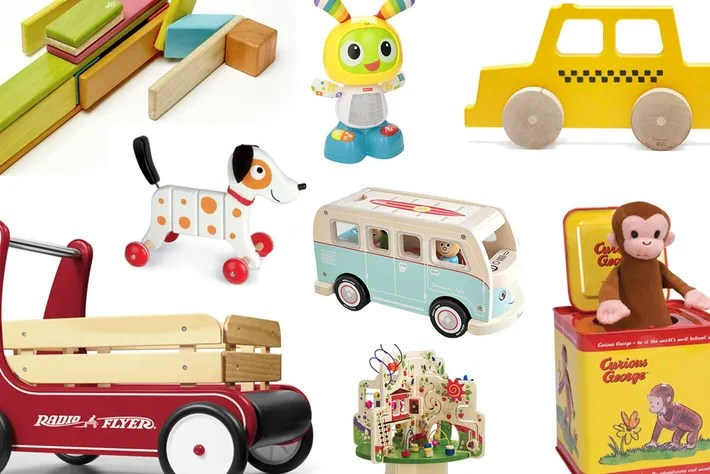 The Best Gifts For A 1-Year-Old 2018