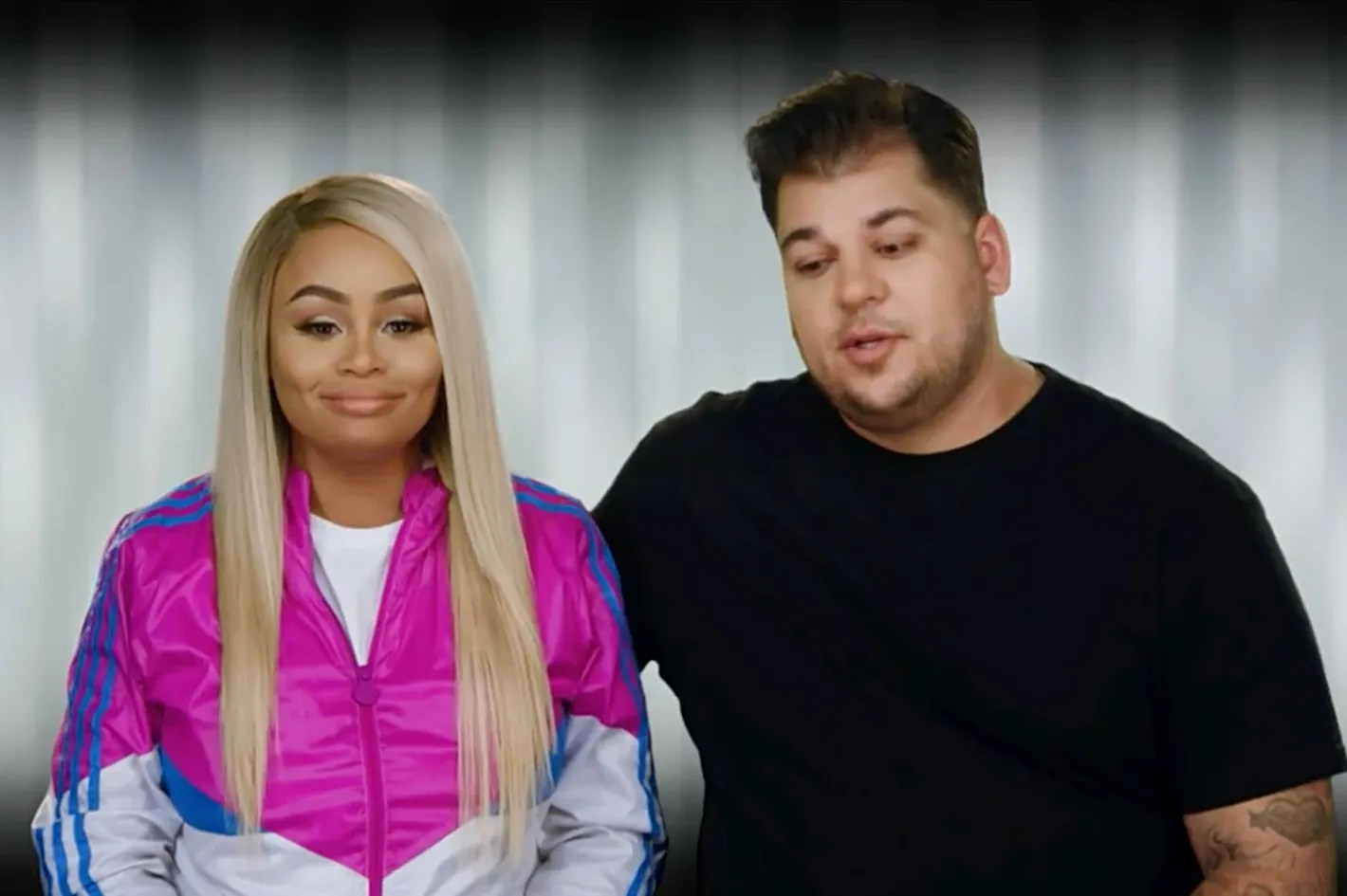 Image result for rob & chyna