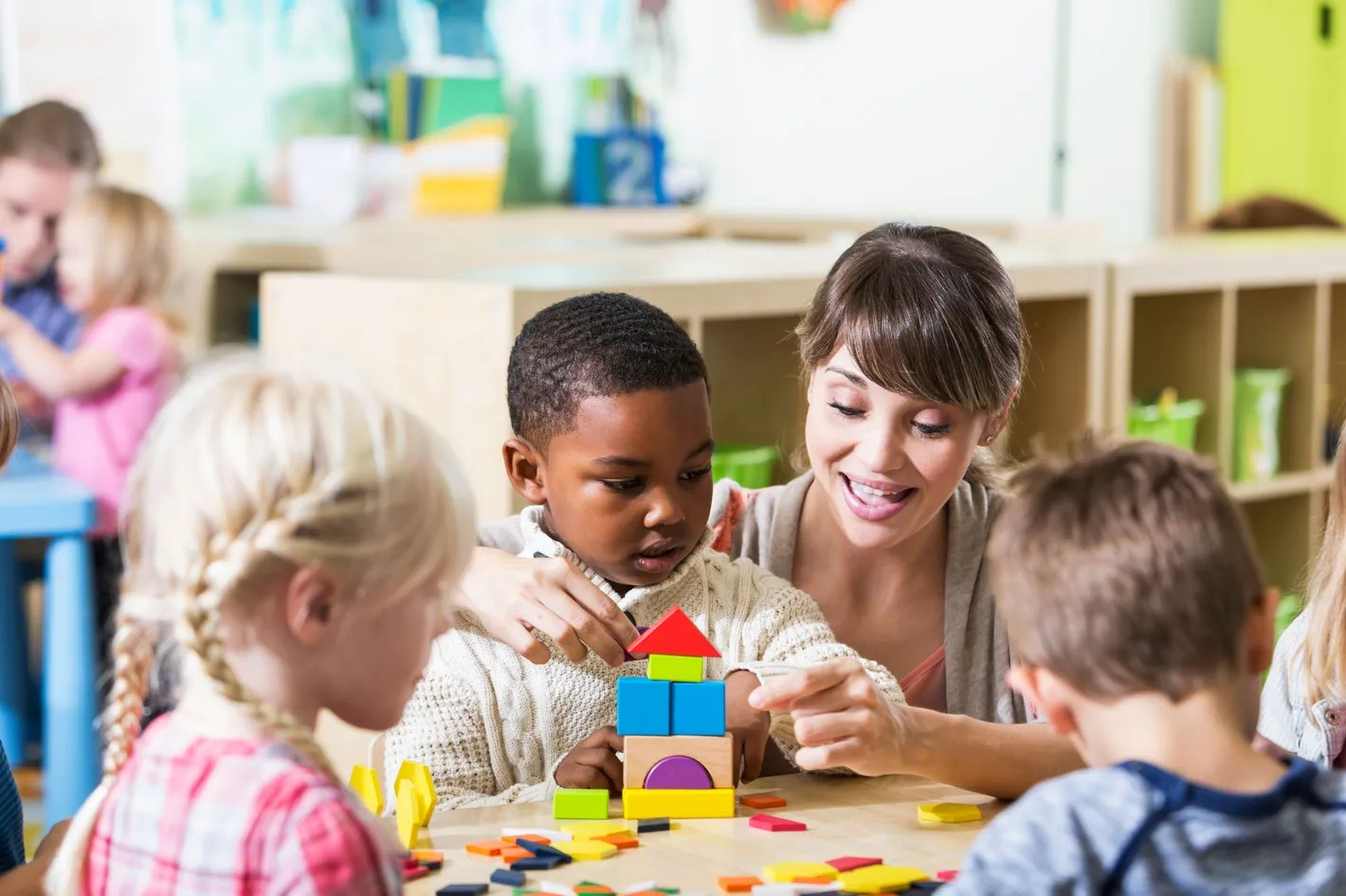 Preschool Teachers May Be Racially Biased A New Study Found